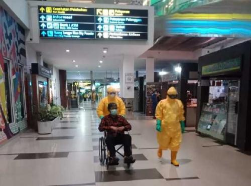 Seorang Warga Jakarta yang Baru Saja Berkunjung dari Kuansing Terdeteksi Suspect Corona