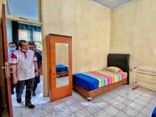Riau Siapkan 15 Gedung di Pekanbaru untuk Isolasi Pasien Corona, Ada 1.064 Tempat Tidur