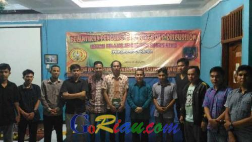 IPEMAROHIL Jakarta Siap mendukung Pemekaran di Kabupaten Rokan Hilir