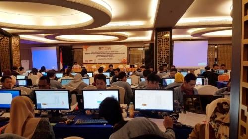 Suara Prabowo di TPS 7 Cilowong Ditambah 600 pada Situng KPU