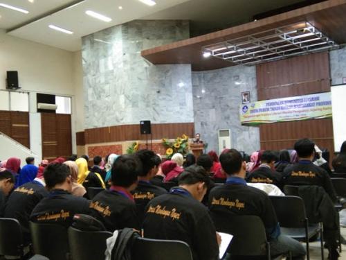 Jalin Silaturahmi, Balai Bahasa Adakan Pembinaan Pegiat Literasi