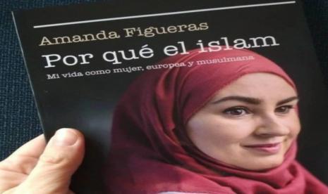 Amanda Figueras, Wartawati yang Jadi Mualaf Gara-gara Meliput Komunitas Muslim