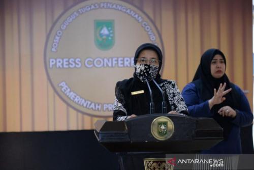 Tiga Daerah di Riau Bebas dari Covid-19
