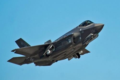 Jet Tempur Paling Canggih di Dunia Buatan AS akan Diberikan kepada Israel