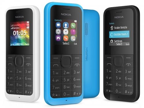 Ini Untuk Kalangan Pemula, Nokia 105 Dual SIM Cuma Dibanderol Rp200 Ribuan