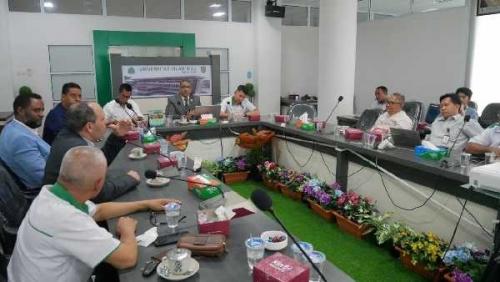 UIR dan University Sebha Libya Bahas Kerjasama Pendidikan dan Penelitian