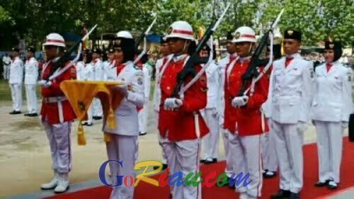 35 Anggota Paskibraka Pelalawan Akan Jalani Masa Karantina Akhir Juli