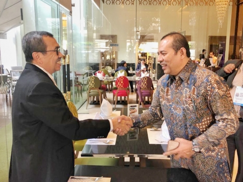 Selain Merangkai Dua Negara, Gubernur Riau Bahas Perdagangan dan Pariwisata dengan Malaysia