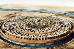 Inilah Kota Melingkar Bersejarah di Baghdad Pada Abad ke-10