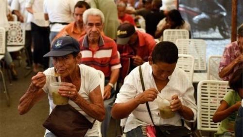 Negara Kaya Minyak Ini Dilanda Krisis Ekonomi Sangat Parah, Harga Seekor Ayam 14,6 Juta Bolivar