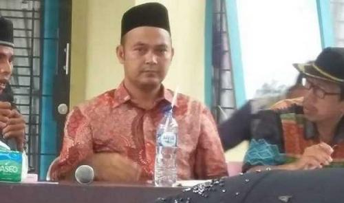 Muhammad Faisal Bakal Jadi Ketua DPRD Kampar, SK Sudah Diteken Prabowo Subianto