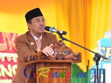 Gubernur Riau Keluarkan Surat Edaran Larangan Pungli dan Gratifikasi, Ditembuskan ke KPK RI