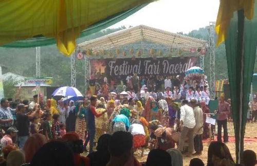 Kampungnya Jadi Danau PLTA Koto Panjang, Warga Pulau Gadang Kampar Nangis Saat Mangonang Kampuong Lamo