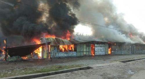 Korban Tewas Rusuh Wamena 26 Orang, 22 Warga Pendatang