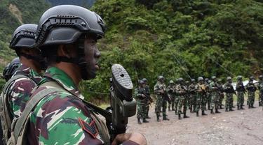 Prajurit TNI Praka Zulkifli Tewas Dibacok Massa Pendemo Saat Makan di Warung