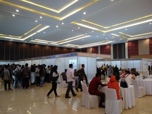 40 Perusahaan Buka Lowongan di Pekanbaru Job Fair 2019