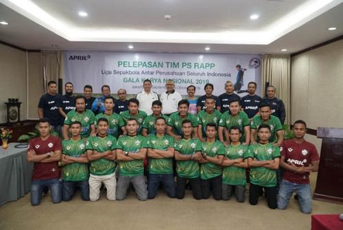PS RAPP Siap Rebut Piala Galakarya 2019