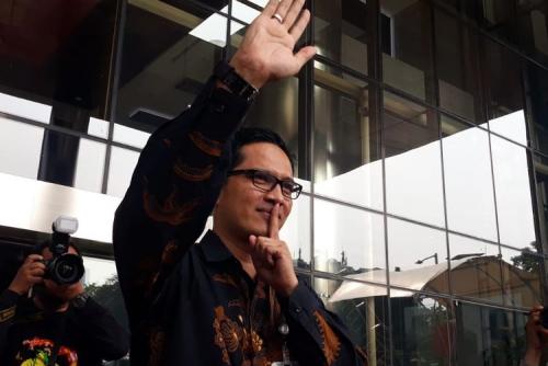 Febri Diansyah Mengundurkan Diri dari KPK