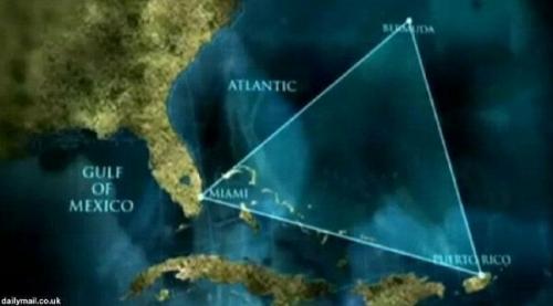 Misteri Awan Segi Enam di Segitiga Bermuda Terpecahkan? Diduga Penyebab Hilangnya 70 Pesawat dan Kapal Laut