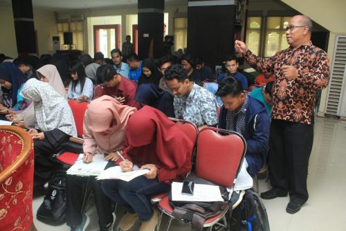 128 Mahasiswa Unilak Pekanbaru Terima Beasiswa PPA