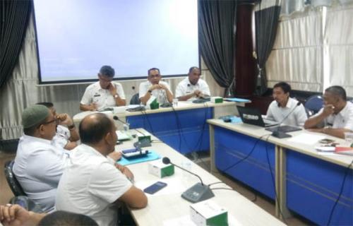Tim Percepatan Pembangunan Kampar Bahas Jalur Interpretasi di Kampar Kiri Hulu