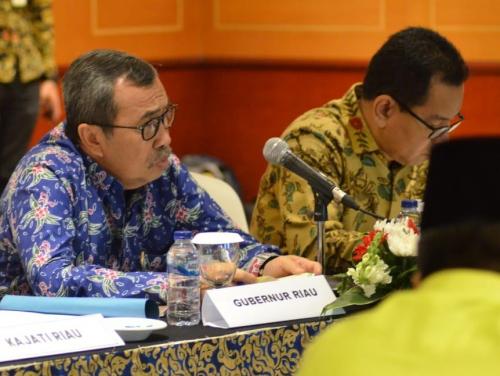 Jalan Tol Pekanbaru - Dumai Stimulus Pembangunan dan Ekonomi di Riau