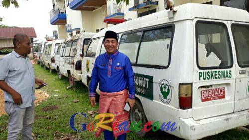 Lelang 60 Kendaraan Dinas Pelalawan Dijadwalkan Bulan Desember