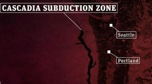 Mengerikan, AS Diramalkan Bakal Dihancurkan Gempa 9,7 SR, Dipicu Patahan Misterius di Bawah Seattle