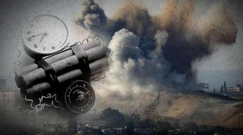 Bom Meledak dalam Masjid Saat Jamaah Shalat Jumat, 184 Orang Tewas