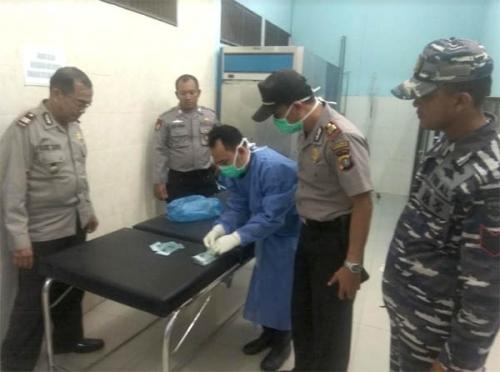 Di Jasad Mr X yang Ditemukan di Perbatasan Indonesia - Malaysia Terdapat Uang 2600 Ringgit