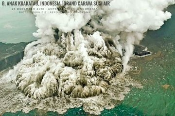 Tsunami di Selat Sunda Tak Terdeteksi Hingga Tak Ada Peringatan Dini, Begini Penjelasan BNPB