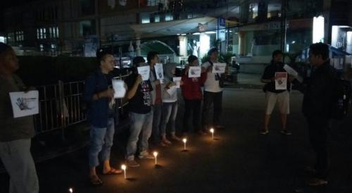 AJI, LBH Pers, YLBHI dan FPMJ Desak Jokowi Batalkan Remisi Pembunuh Jurnalis