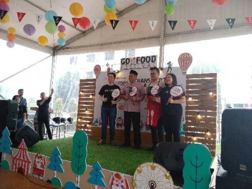 Gojek Buka Go-Food Festival, Destinasi Wisata Kuliner Baru di Pekanbaru