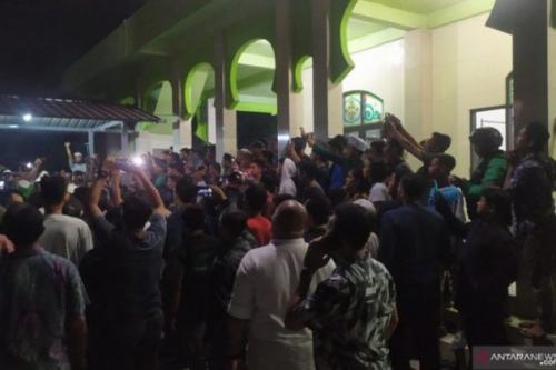 Anggota DPR Desak Polisi Tindak Tegas Pelaku Penyerangan Masjid di Deli Serdang