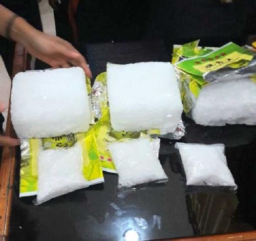 Polisi Dumai Amankan 3 Kilogram Lebih Sabu-sabu Bernilai Miliaran Rupiah
