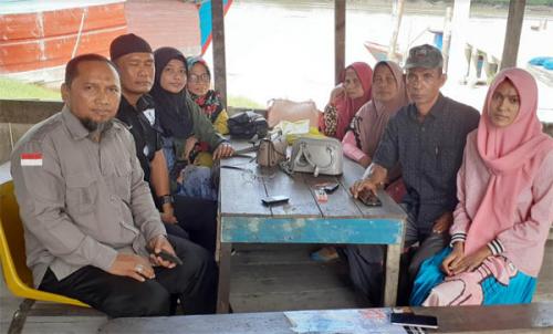 Identitas Mr X yang Ditemukan Nelayan Panipahan Ternyata Warga Aceh Korban Kapal Karam di Rupat
