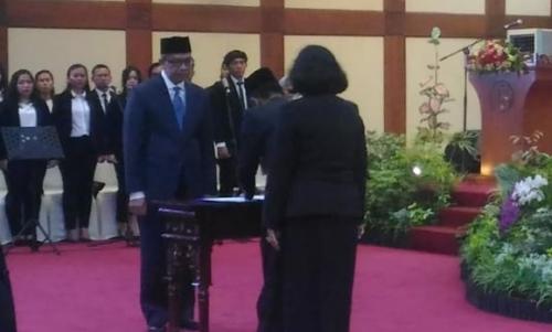 Siti Astiyah Pensiun, Kepala Kantor BI Perwakilan Riau Dijabat Decymus