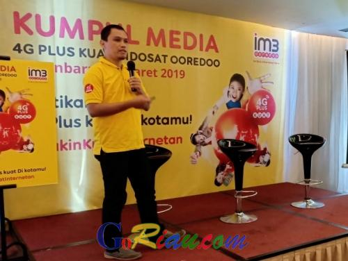 Kabar Gembira, Jaringan 4G Plus Kuat Indosat Ooredoo di Riau Semakin Meluas