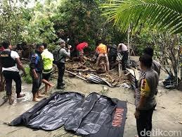 105 Jenazah Korban Banjir Sentani Ditemukan, 75 Sudah Teridentifikasi, Ini Nama-namanya