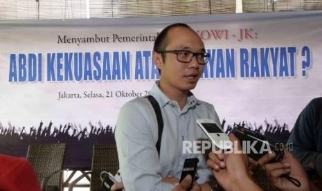Hasil Survei Charta Politika, Jokowi Kalah di Sumatera Gara-gara Karet