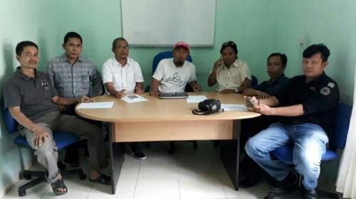 Bentuk Tim Verifikasi, AMSI Riau Buka Penerimaan Anggota