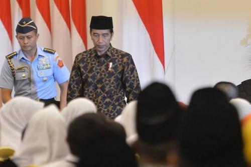 Jokowi Akui Bertemu Para Alumni 212 di Bogor, Ini Tujuannya