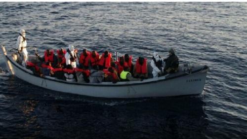 Italia Selamatkan 5.600 Migran Libya dalam 2 Hari