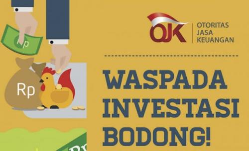 Satgas Kembali Rilis 6 Perusahaan Investasi Bodong