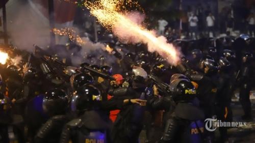 20 Jurnalis Jadi Korban Kekerasan Saat Kerusuhan 21-22 Mei, AJI Desak Polri Usut Tuntas