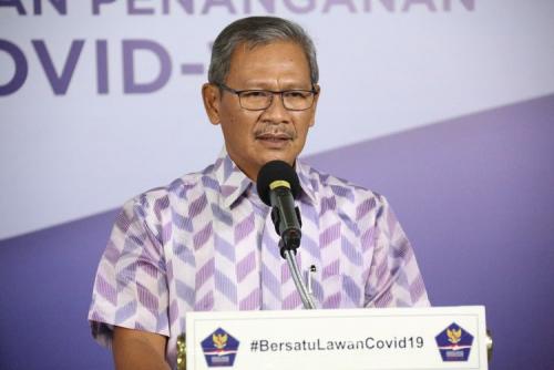 Bertambah 479, Total Kasus Covid-19 di Indonesia Jadi 22.750 Orang