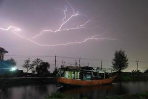 Sebagian Wilayah di Riau Berpotensi Diguyur Hujan