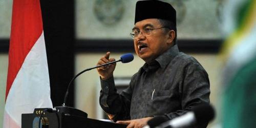 Wapres Jusuf Kalla Dimarahi Pelayan Kafe karena Tidak Puasa