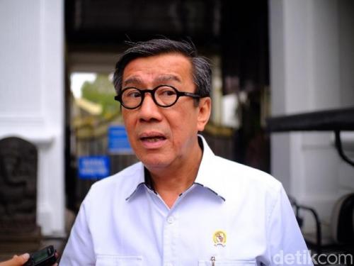 Kasus Megakorupsi E-KTP, KPK Akan Periksa Menkumham Yasonna Laloly