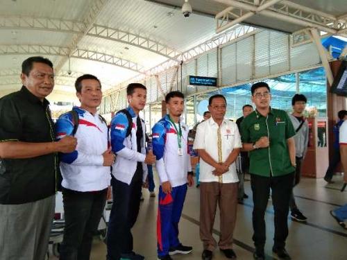 Pesenam Riau Juara II di Kancah Internasional, KONI: Kepercayaan untuk Raih Medali Emas PON 2020